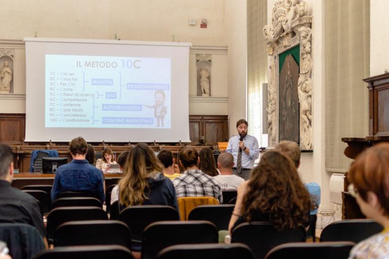 ISA - Eventi - come fare personal branding - Gianluigi Bonanomi