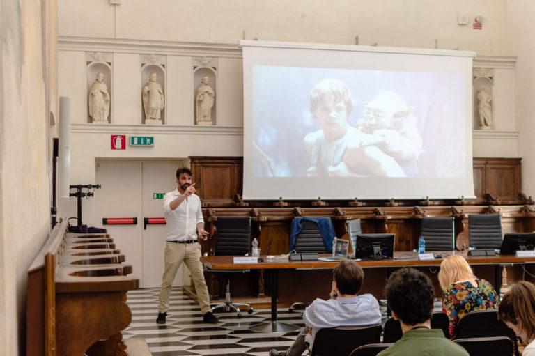 ISA - Eventi - Come fare Personal branding - Federico Attore
