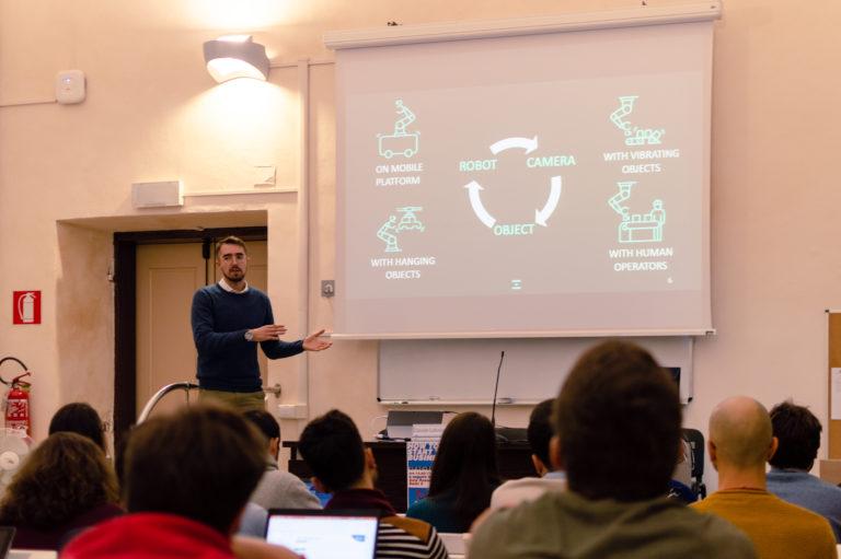 ISA - Eventi - How to start your business - Davide Labolani - Hiro Robotics